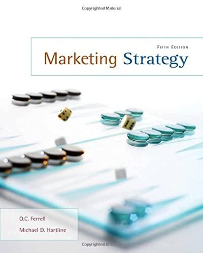 9780538467384: Marketing Strategy, 5th Edition