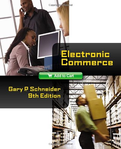 9780538469241: Electronic Commerce (Ebusiness)