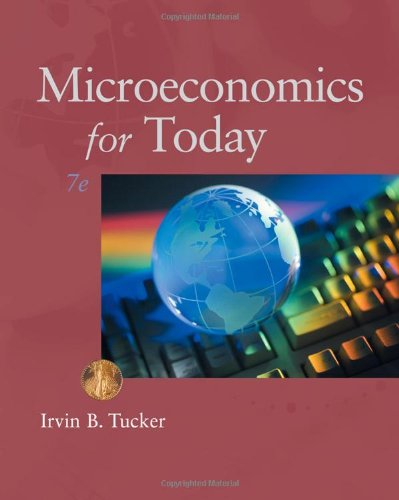 9780538469418: Microeconomics for Today (Available Titles CourseMate)