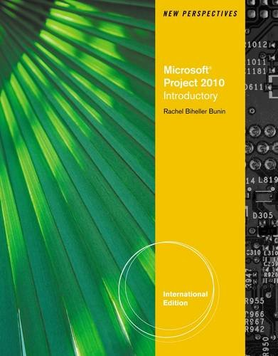 9780538470247: New Perspectives on Microsoft Project 2010: Introductory