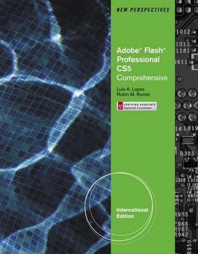 9780538472586: New Perspectives on Adobe Flash Cs5. Luis A. Lopez, Robin M. Romer