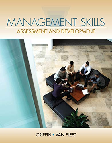9780538472920: Management Skills: Assessment and Development (MindTap Course List)