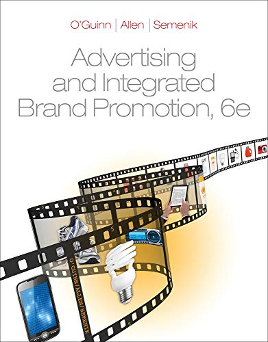 9780538473323: Advertising and Integrated Brand Promotion