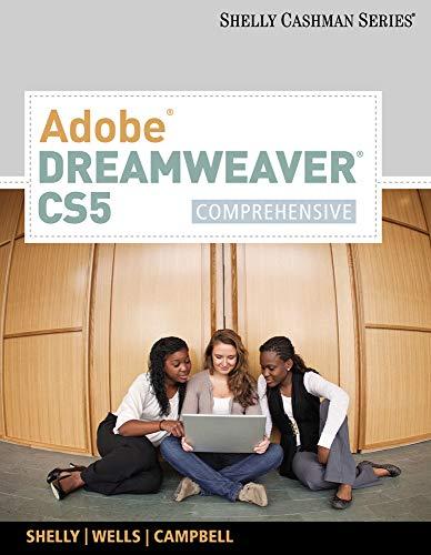 9780538473941: Adobe Dreamweaver CS5: Comprehensive (SAM 2010 Compatible Products)