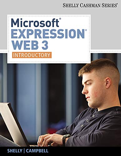 9780538474498: Microsoft Expression Web 3: Introductory (SAM 2010 Compatible Products)