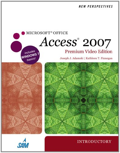 9780538475266: New Perspectives on Microsoft Office Access 2007, Introductory, Premium Video Edition (Available Titles Skills Assessment Manager (SAM) - Office 2007)