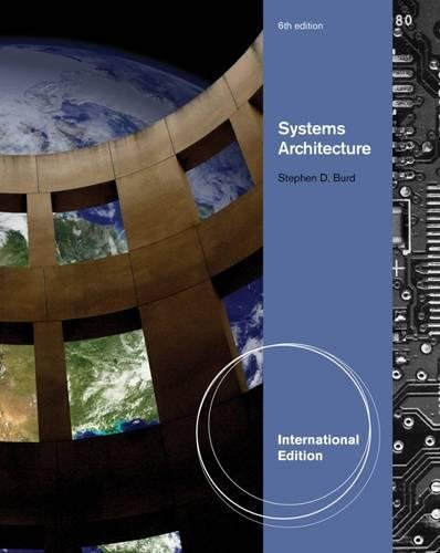 9780538475341: Systems Architecture, International Edition