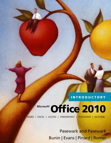 9780538475501: Microsoft Office 2010: Introductory