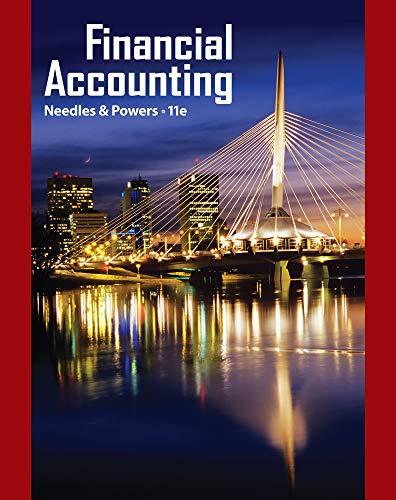 Financial Accounting (Mixed media product): Needles, Powers