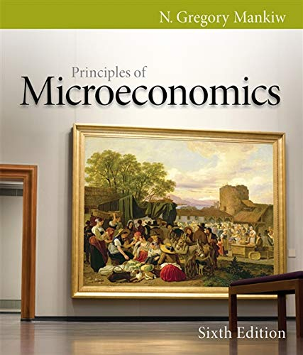 9780538477451: Study Guide for Mankiw's Principles of Microeconomics, 6th