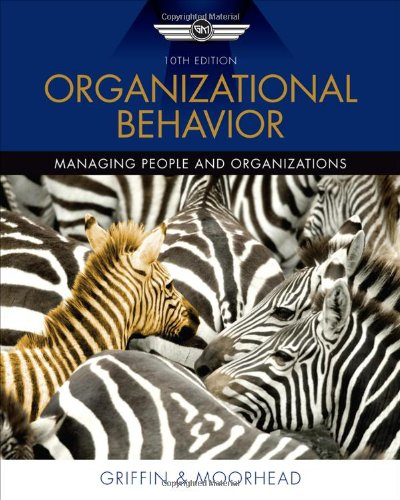 9780538478137: Organizational Behavior: Managing People and Organizations