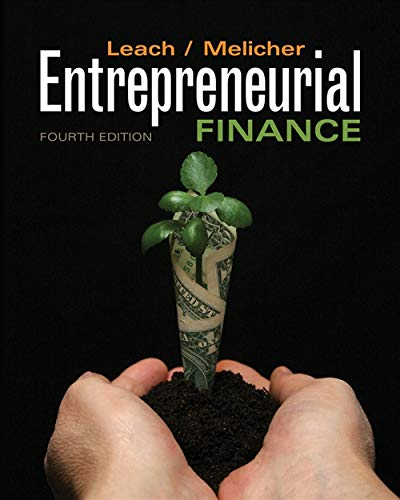 9780538478151: Entrepreneurial Finance