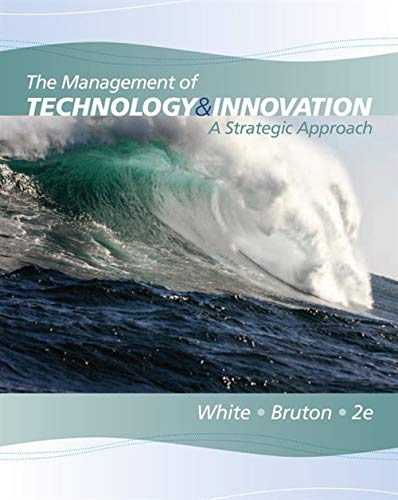 9780538478229: The Management of Technology and Innovation: A Strategic Approach