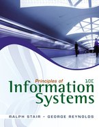 9780538478281: PRINCIPLES OF INFO.SYSTEMS-TEXT