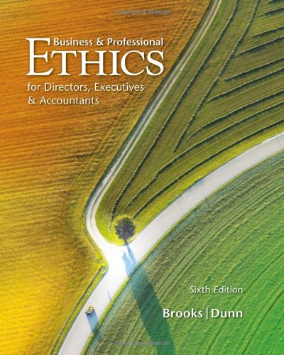 9780538478380: Business & Professional Ethics