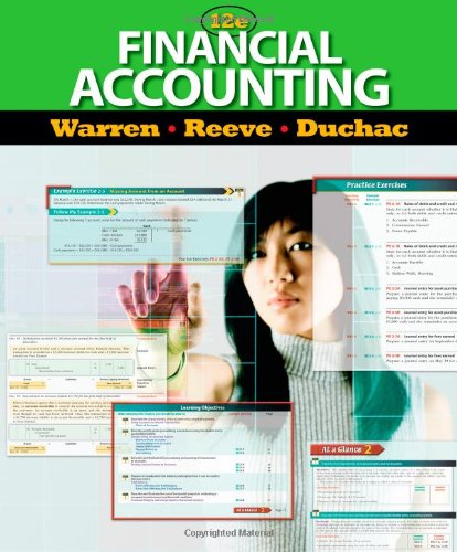9780538478519: Financial Accounting