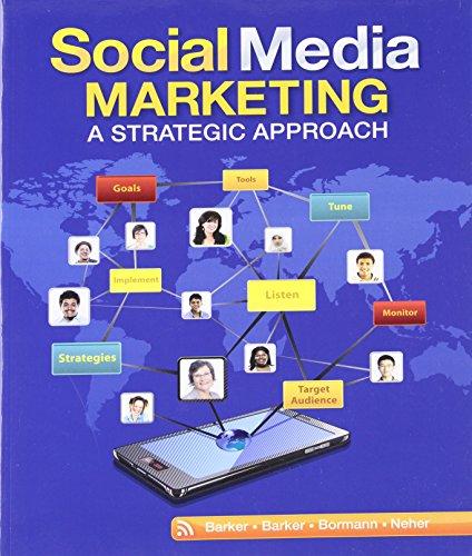 9780538480871: Social Media Marketing: A Strategic Approach
