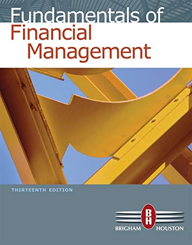 9780538482127: Fundamentals of Financial Management (with Thomson ONE - Business School Edition)