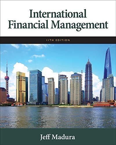 9780538482967: International Financial Management