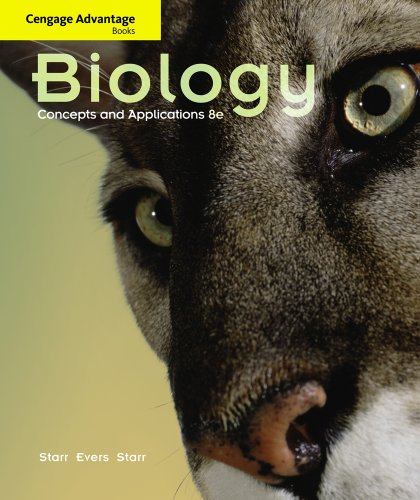 9780538493895: Cengage Advantage Books: Biology: Concepts and Applications