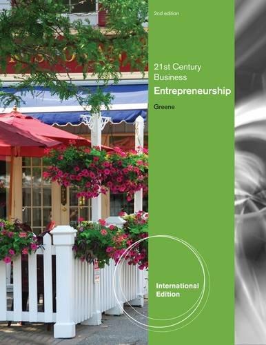 9780538494236: Entrepreneurship (21st Century Business Series)