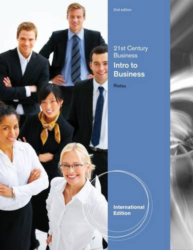 9780538494243: Intro to Business (21st Century Business Series)