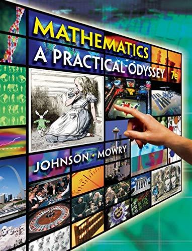 9780538495059: Mathematics: A Practical Odyssey