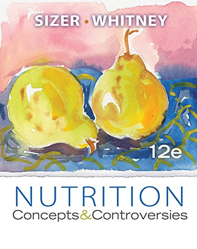 9780538496834: Cengage Advantage Books: Nutrition: Concepts and Controversies