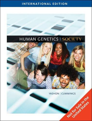 9780538497350: Human Genetics and Society