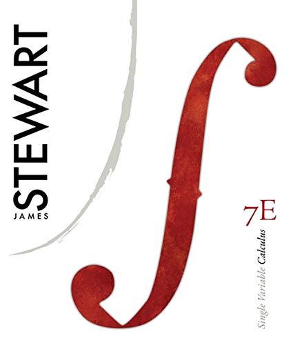 Single Variable Calculus (Hardback): James Stewart