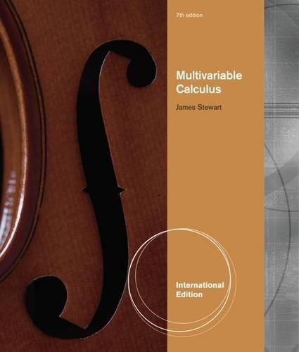 9780538498869: Multivariable Calculus. James Stewart