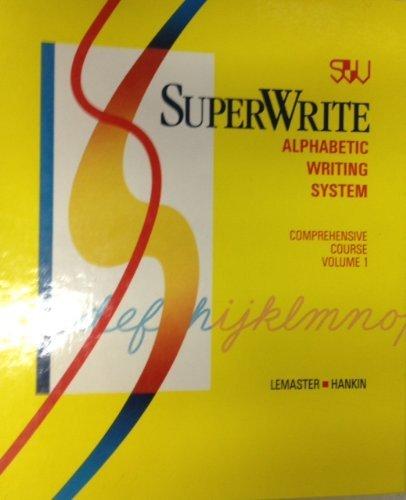 9780538608008: 001: Superwrite