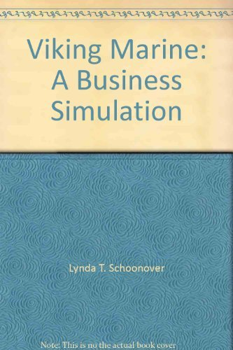 9780538612760: Viking Marine: A Business Simulation