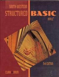 9780538618014: South-Western Structured Basic: Apple
