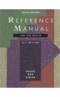 9780538619912: Reference Manual for the Office