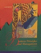 9780538624664: Business Principles and Management