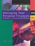 9780538628969: Managing Your Personal Finances