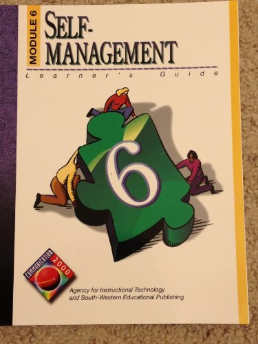 Communication 2000: Module 6: Self-Management, Learner Guide: Ait, South-Western Educational