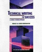 9780538636735: Technical Writing for Success: A School-To-Work Approach