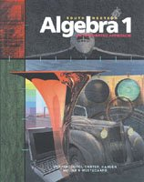 9780538644174: South-Western Algebra 1: An Integrated Approach