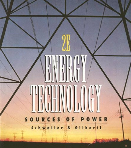 9780538644693: Energy Technology: Sources of Power
