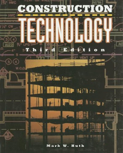 9780538644716: Construction Technology, Student Text