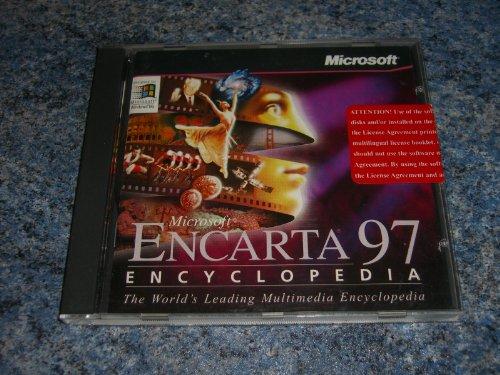 9780538656221: Encarta 97 Encyclopedia