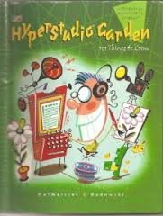 9780538660709: HyperStudio Garden: 101 Things to Grow, Student Projects Book with CD
