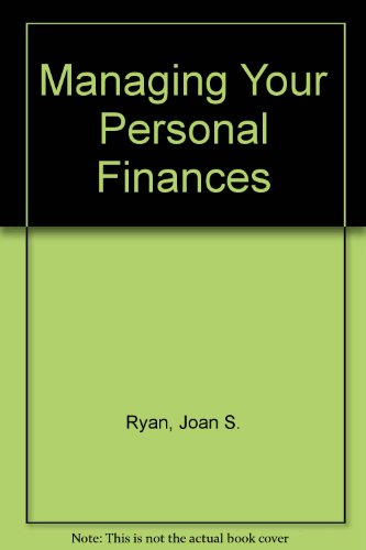 9780538662130: Managing Your Personal Finances