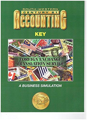 9780538676922: Southwestern Century 21 Accounting