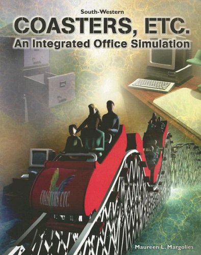 9780538679299: Coasters, Etc.: An Integrated Office Simulation (with Workbook)
