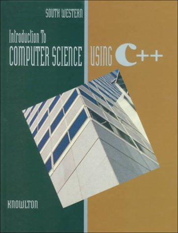 9780538679374: Introduction to Computer Science Using C++