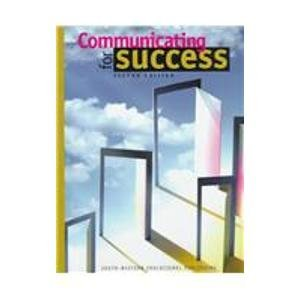 Communicating for Success: Janet S. Hyden;