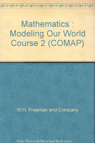 9780538682237: Mathematics : Modeling Our World